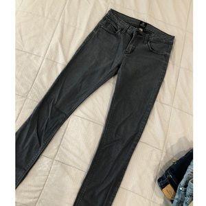 Dark grey jeans
